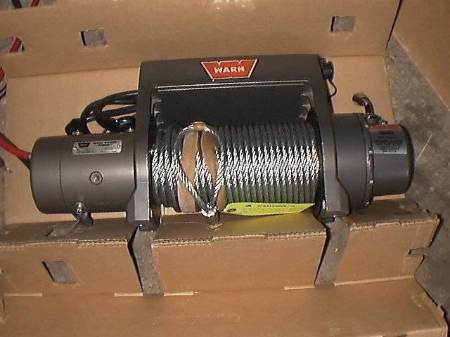 Warn X8000i Winch Niagara4x4 Com
