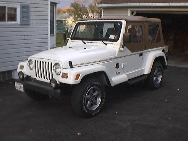 1997 Jeep Wrangler Sahara Niagara4x4 Com